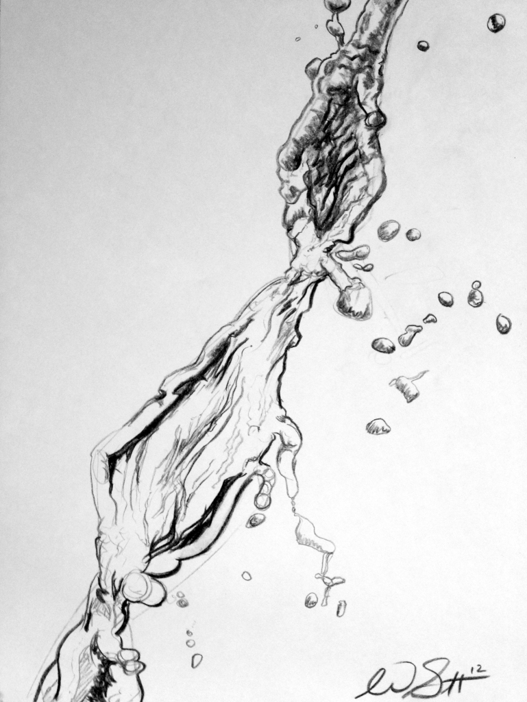 Splash Detail: Helix