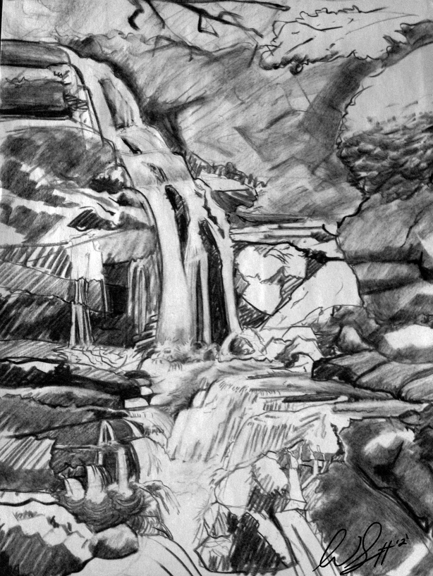 Cascading Babbling Brook